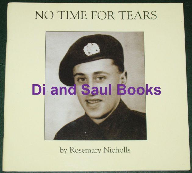 No Time for Tears, by Rosemary Nicholls